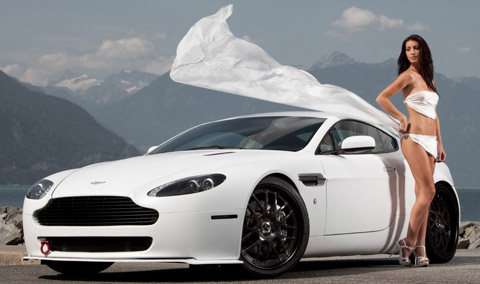 2009 Aston Martin Vantage Hellvellyn Frost by MW Design Technik 480