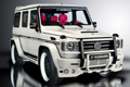 2009 HAMANN Mercedes-Benz AMG G55 Supercharged