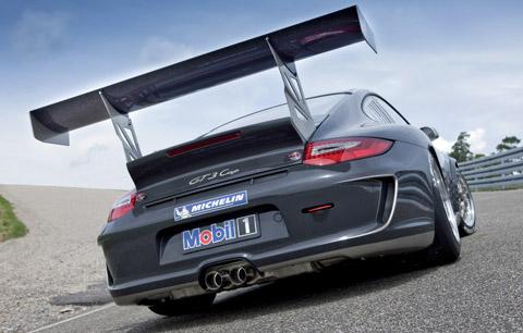 2010 Porsche 911 GT3 Cup back view 480
