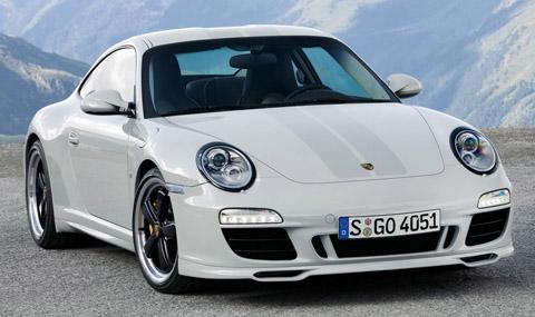 2010 Porsche 911 Sport Classic 480