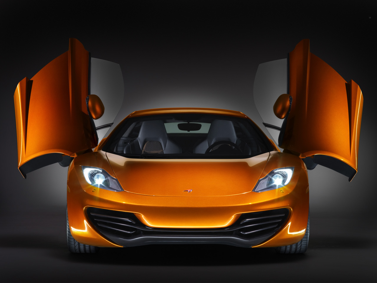 McLaren MP4-12C Wallpapers Front