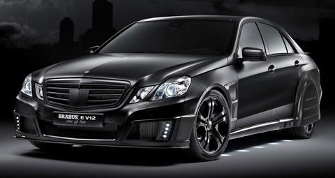 2010 Brabus Mercedes-Benz E V12 480