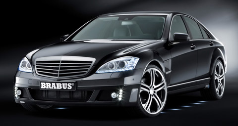 2010 Brabus Mercedes-Benz SV12 R 480