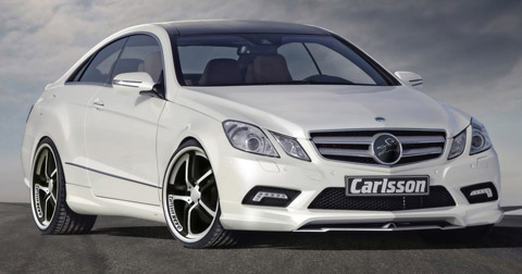 2010 Carlsson CK50 Mercedes-Benz E 500 Coupe 480
