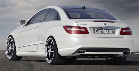 Carlsson E Coupe Basis AMG Styling
