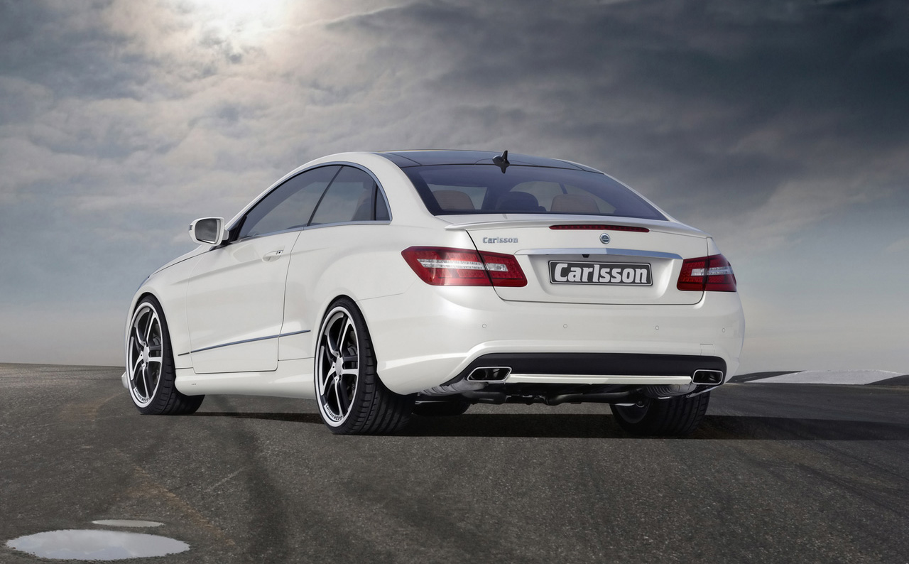 2010 carlsson ck50 mercedes benz e 500 coupe specs pictures for Mercedes benz coupe models