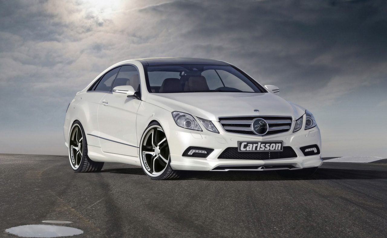 2010 carlsson ck50 mercedes benz e 500 coupe specs pictures. Black Bedroom Furniture Sets. Home Design Ideas