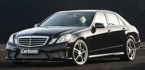 2010 Carlsson Mercedes-Benz E-CK63 RS