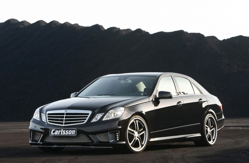 2010 carlsson mercedes benz e ck63 rs