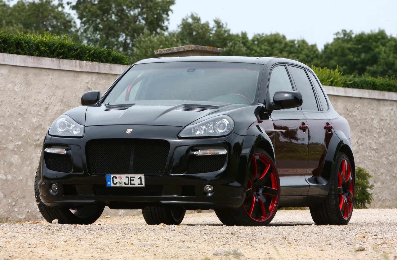 porsche rock 2010 enco gladiator 700 porsche cayenne gt biturbo. Black Bedroom Furniture Sets. Home Design Ideas
