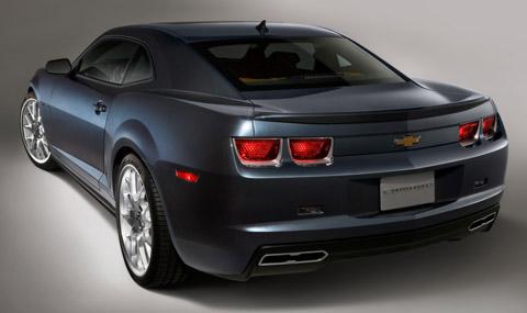 Chevrolet Camaro Dusk
