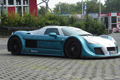 2009 Gumpert Apollo Sport Nurburgring Lap Record