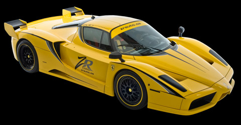 2010 Edo Competition Ferrari Enzo XX Evolution 480