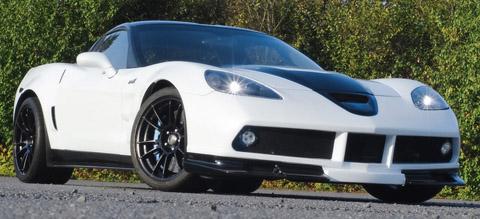 2010 GeigerCars Chevrolet Corvette ZR1 Geiger GTS 480