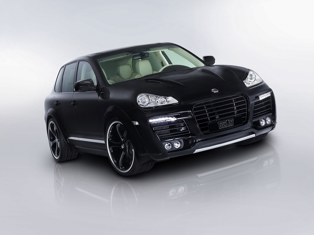 ... is no other than the 2010 TechArt Magnum Porsche Cayenne Turbo.