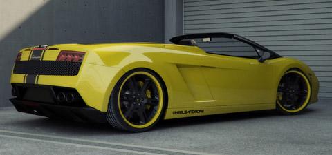 2010 Wheelsandmore Lamborghini Gallardo LP 620 Yarrow back view 480