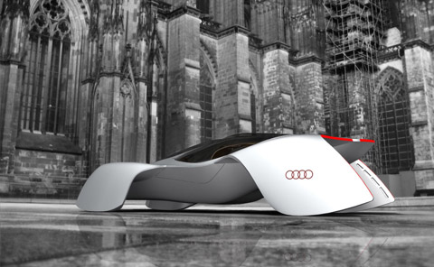 Auto Racing Canopies on Avatar Is Patterned To The 1937 Auto Union Type C Streamline Race Car