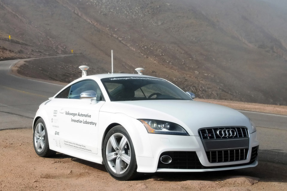 Autonomous Audi TTS Specs Pictures Engine Review - Audi car types