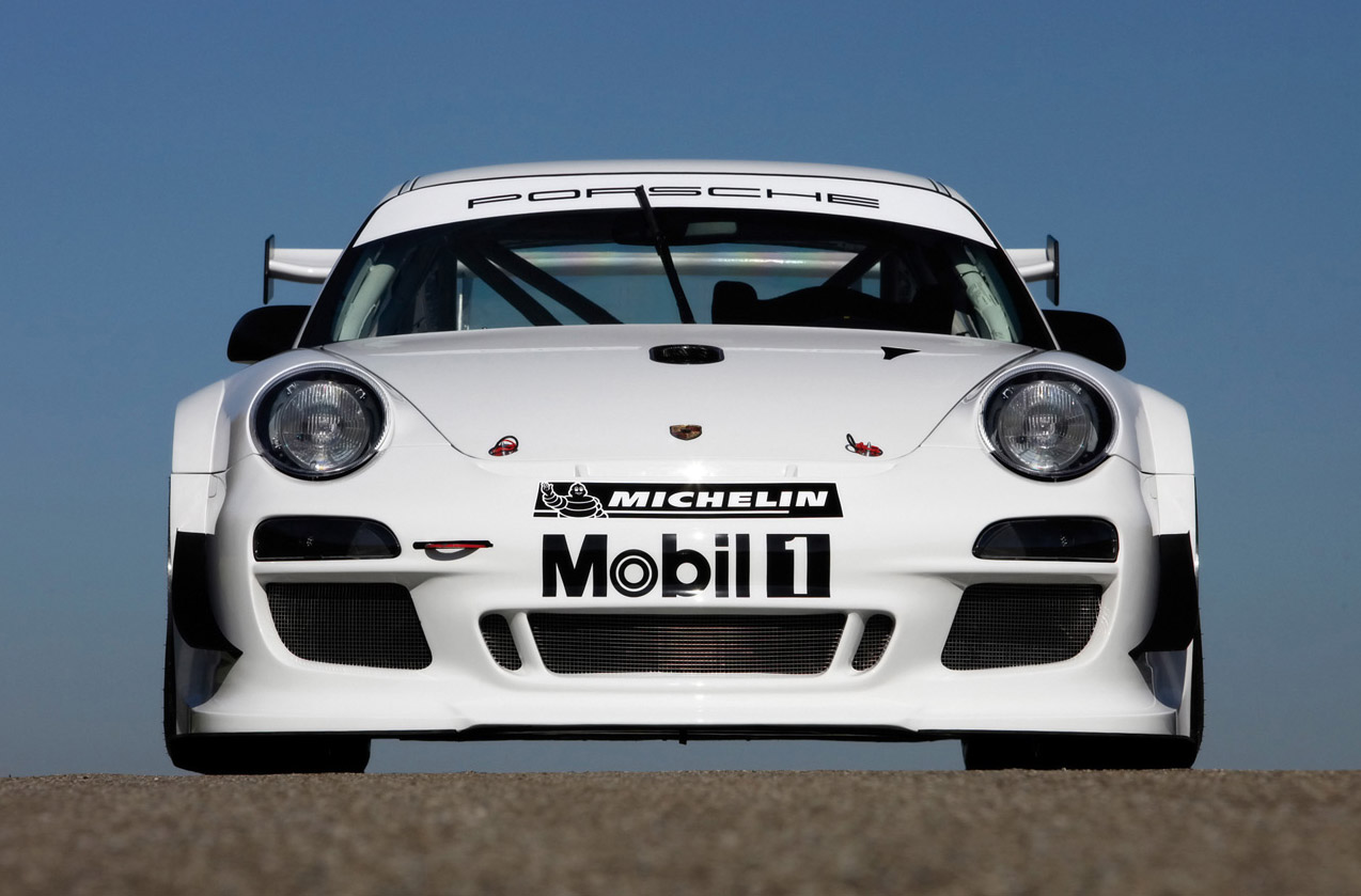 This GT3 racer is also