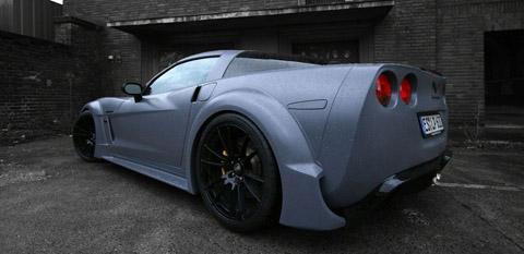 LOMA Performance Corvette C6 BlackforceOne 6 480