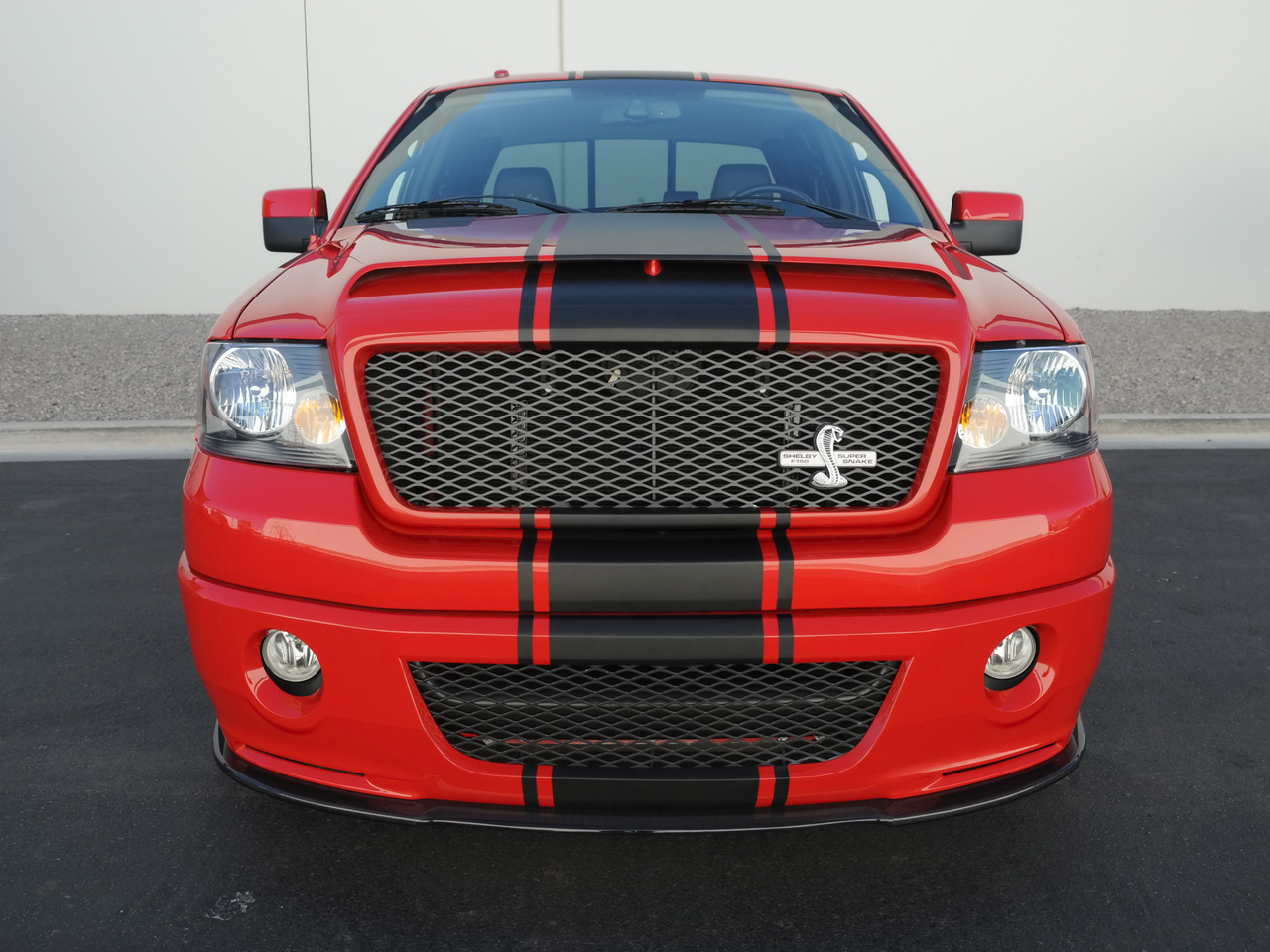 2010 Shelby Super Snake Ford F150 front 480