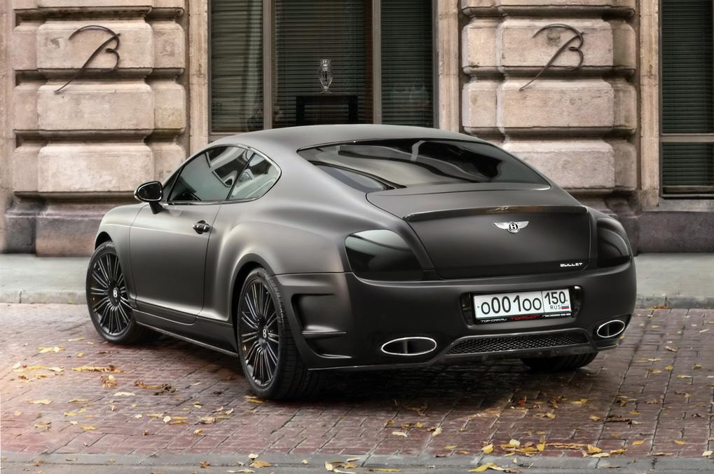 2010 Bentley Continental Gt Speed. The bonnet, GT Speed radiator