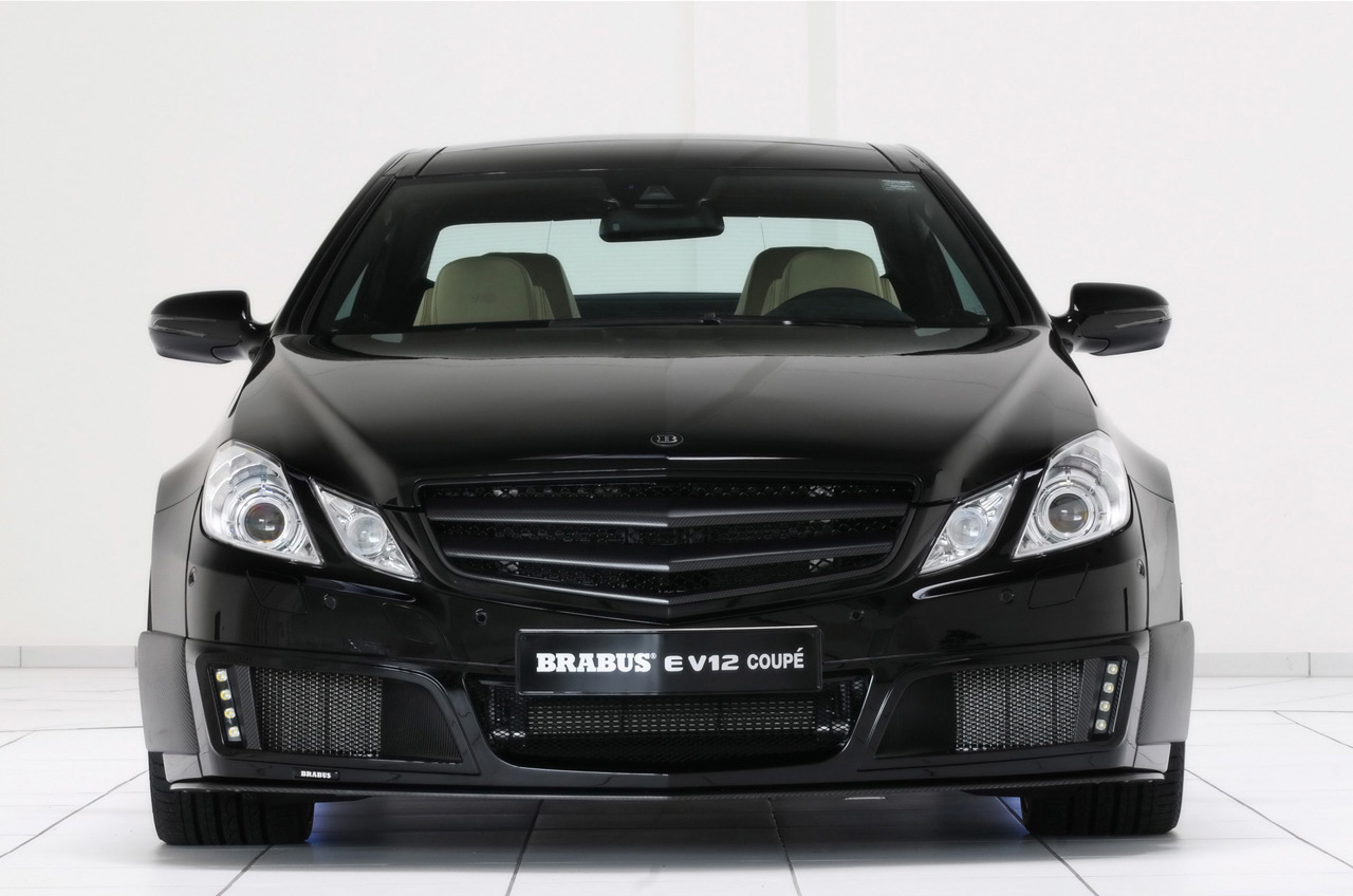 2010 brabus mercedes benz e v12 coupe specs pictures review for 2010 mercedes benz e350 coupe
