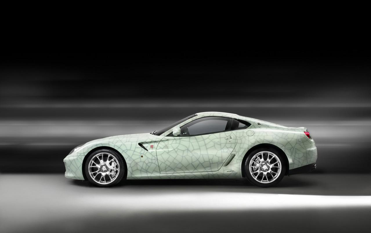 2010 Ferrari 599 GTB Fiorano History