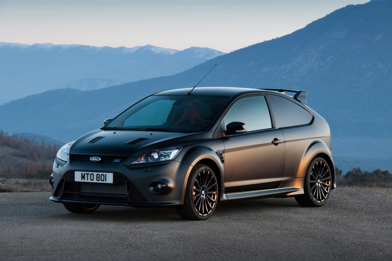 2010 ford focus rs500 specs pictures engine review. Black Bedroom Furniture Sets. Home Design Ideas