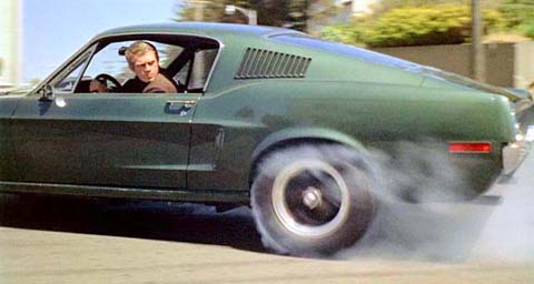 bullitt 1968 the ultimate car chase scene w the mustang gt390. Black Bedroom Furniture Sets. Home Design Ideas