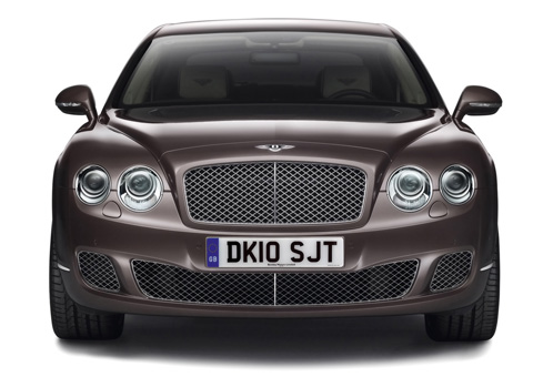 2010 bentley continental flying spur speed china specs pictures