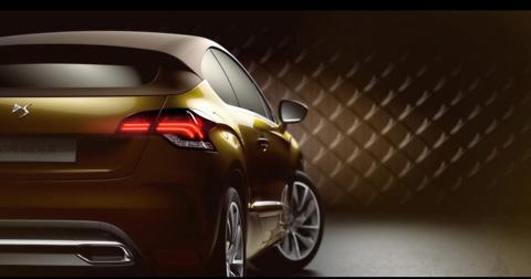 2010 Citroen Ds High Rider Concept. The concept car thread.