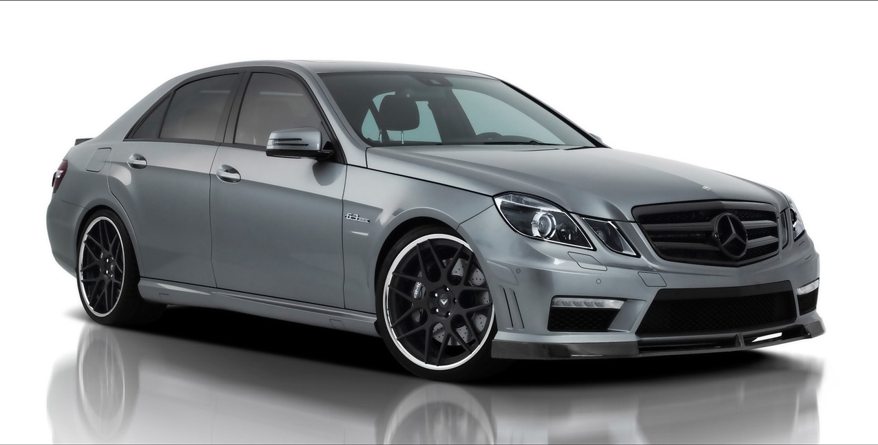 2010 vorsteiner mercedes benz e63 amg v6e aero package review. Black Bedroom Furniture Sets. Home Design Ideas