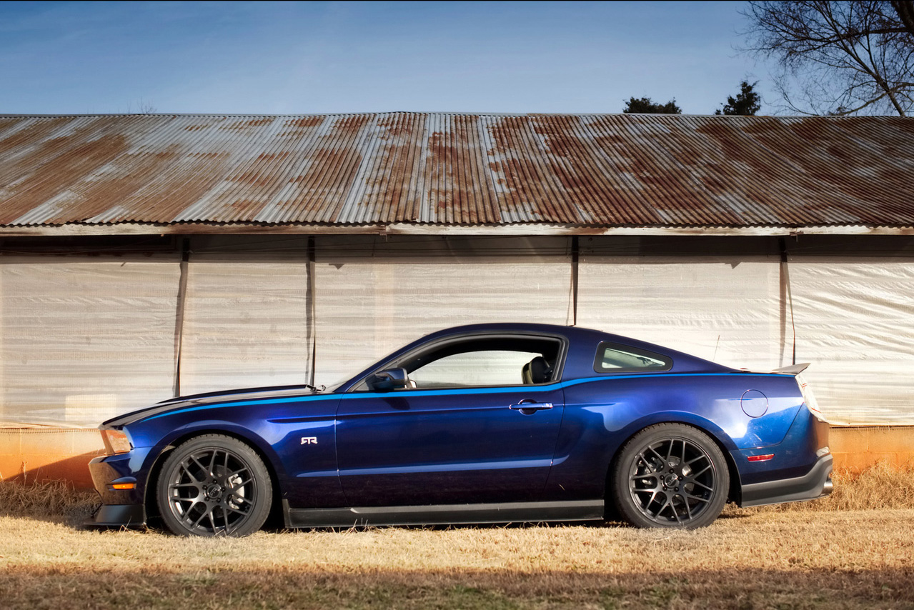 2011 Ford Mustang RTR Specs, Pictures & Engine Review