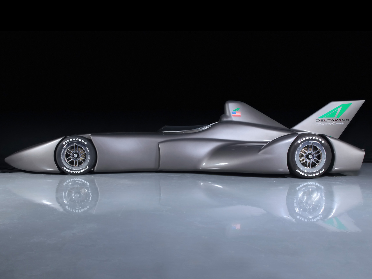 DeltaWing IndyCar Concept Specs Pictures Review - New cars 2010