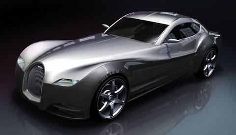 Morgan EvaGT Concept 480