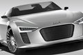 2010 Audi E-tron Spyder Study