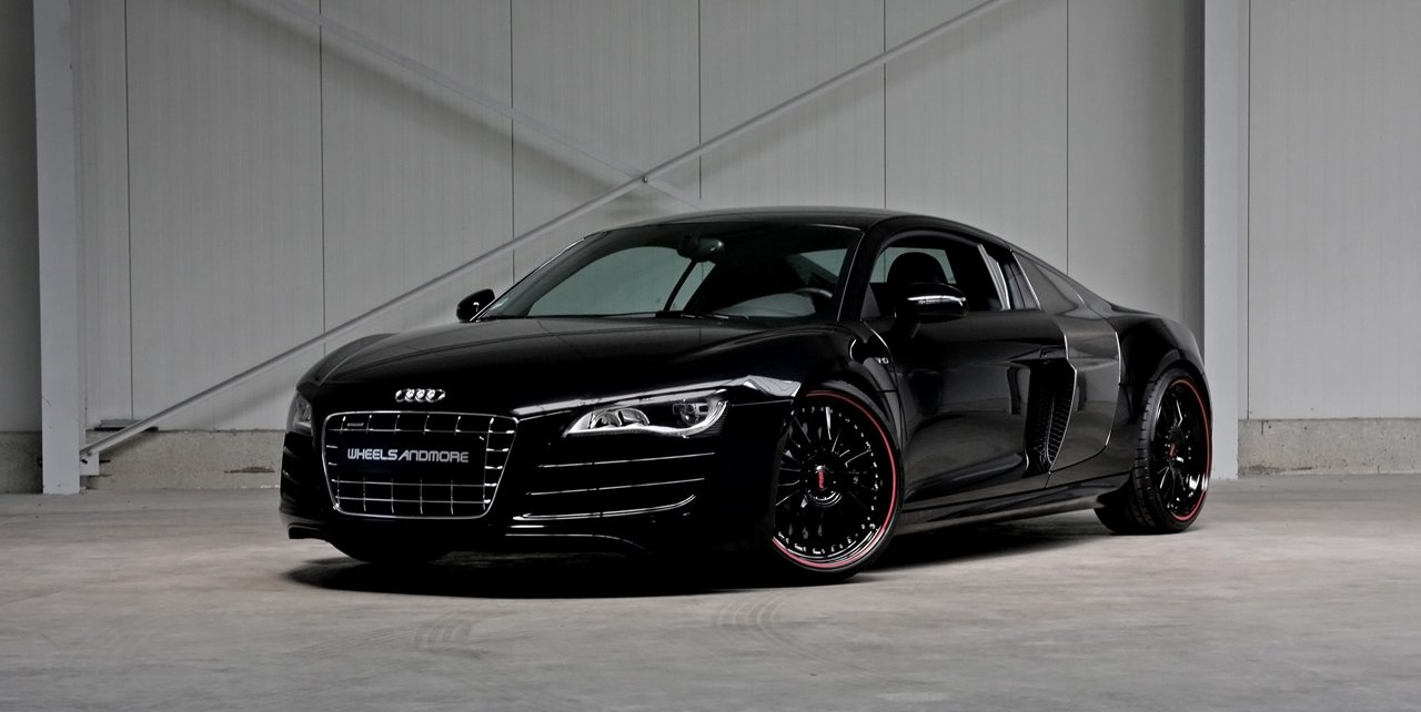 2011 Wheels and more Audi R8 V10.6 ~ SuperCars