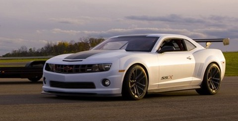 2011 Chevrolet Camaro SSX Specs, Pictures & Engine Review