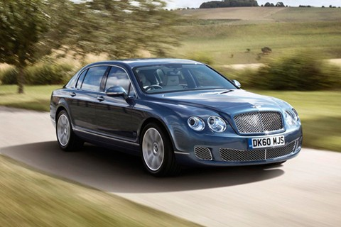 Bentley Flying Spur Speed. the Flying Spur Speed,