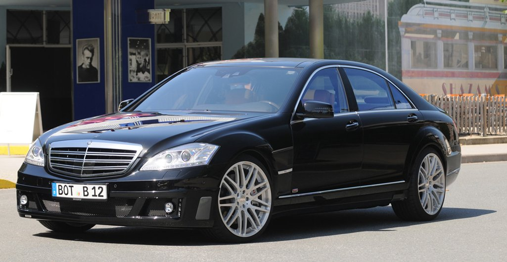 2011 brabus mercedes benz s600 ibusiness specs review