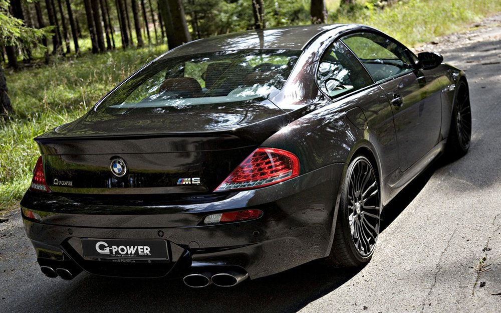2011 G Power Bmw M6 Hurricane Rr Specs Pictures Engine Review