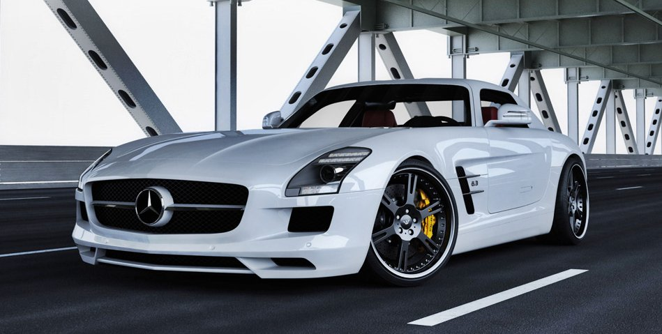 Kis cars supercars 2011 wheelsandmore mercedes benz sls amg for The best mercedes benz