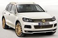 2011 Volkswagen Touareg Gold Edition