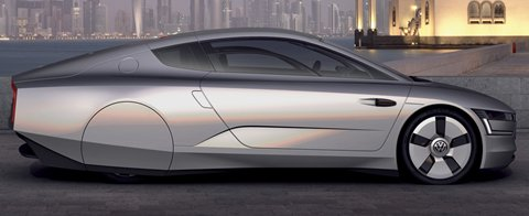 Related to Driving The VW XL1: The World's Most Fuel-Efficient Car