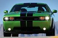 2011 Dodge Challenger Green