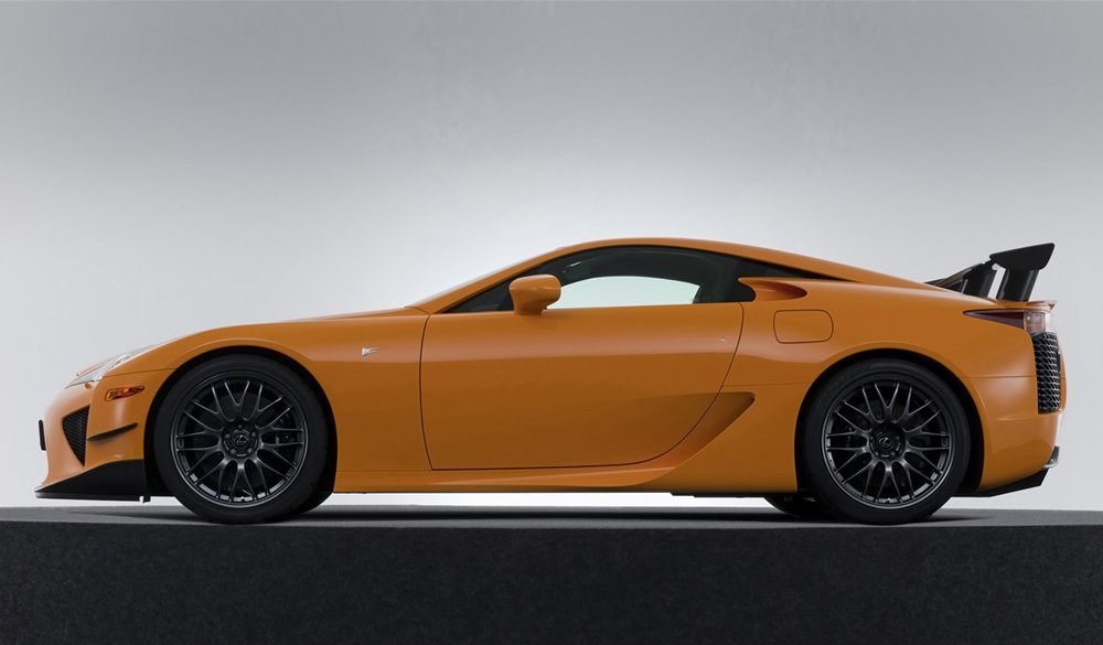 2012 Lexus LFA Nurburgring Edition Specs, Pictures & Engine Reviews