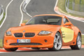 Orange BMW Cars