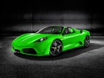 Green Ferrari