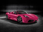 Pink Ferrari